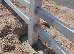 Postcrete versus concrete