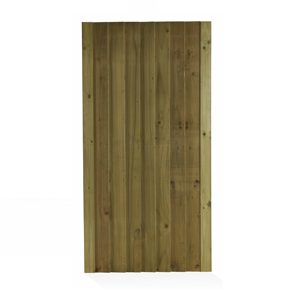closeboard wooden gates