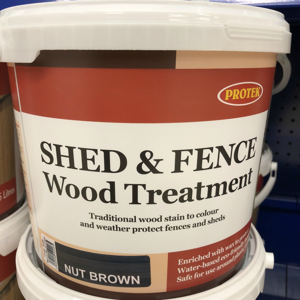Shed Amp Fence Nut Brown Free Delivery Available