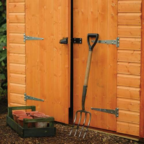 Shed8x6Security  Security Shed 2