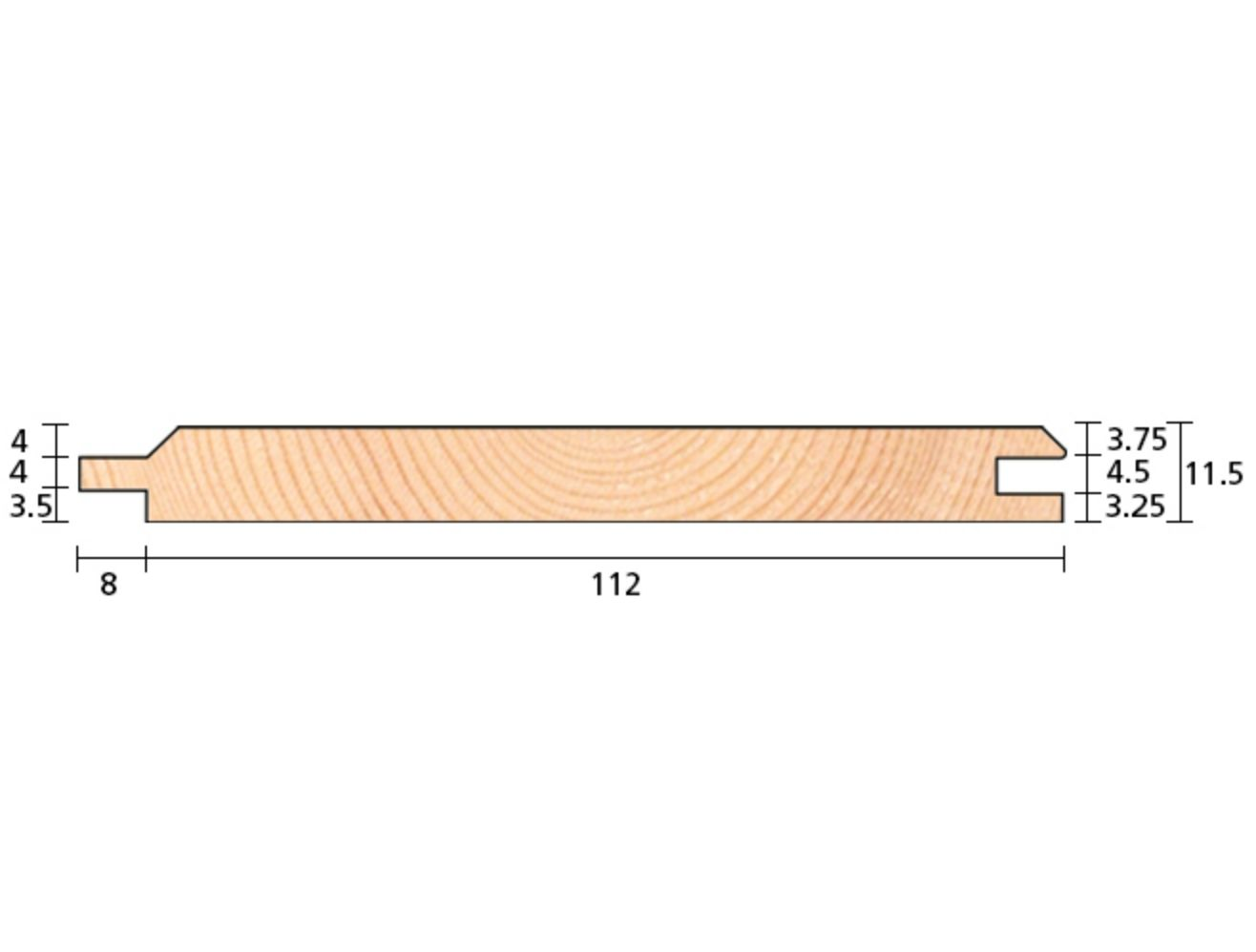 Ptgv Cladding Tongue Groove Pressure Treated Free Delivery Available