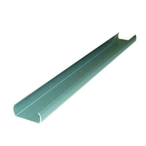 EcoUtilityGraphite  Eco Fencing Utility Strip Graphite 1