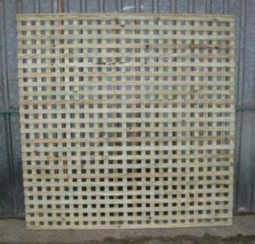 TrellisSmallHole18301830Green Timber Trellis Heavy Duty Small Hole Pressure Treated 1