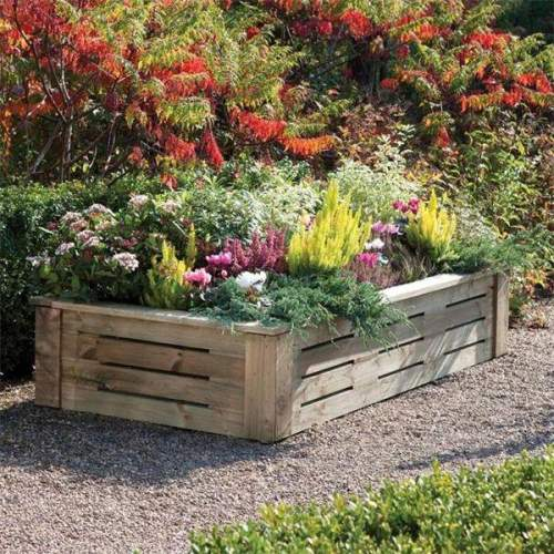 Raised Planter 6x3
