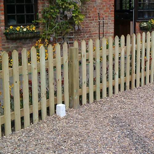 0750751800Green  Wooden Fence Posts 75 X 75 X 1800mm 3