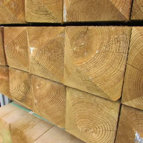 1501502400Green--Wooden-Gate-Post-150-x-150-2400-Pale-Green-Natural-3.JPG