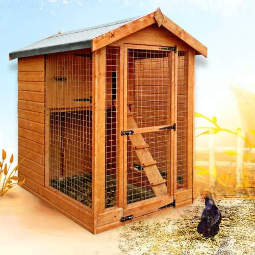 ChickenCoop0604--Hen-House-Tongue-Groove-3.jpg