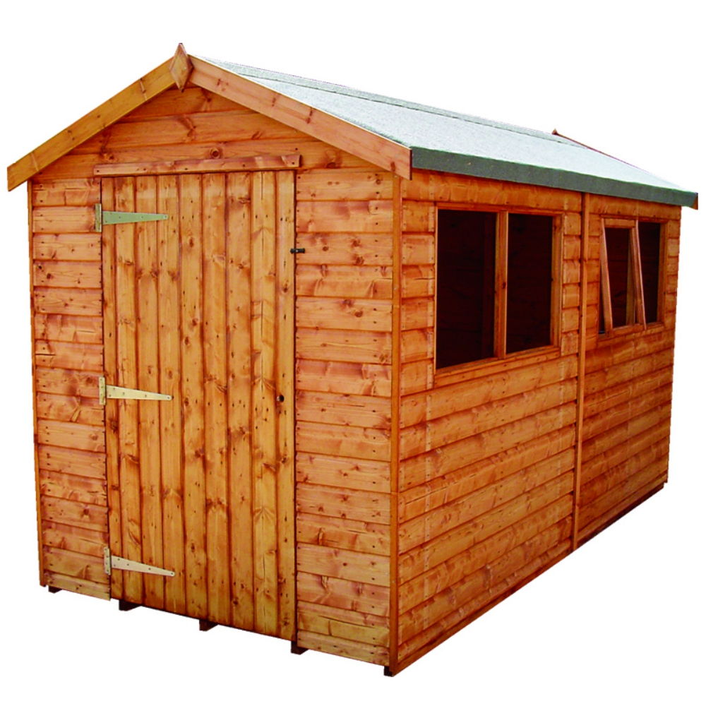 warwick plus shed tongue groove albany apex roof. Black Bedroom Furniture Sets. Home Design Ideas