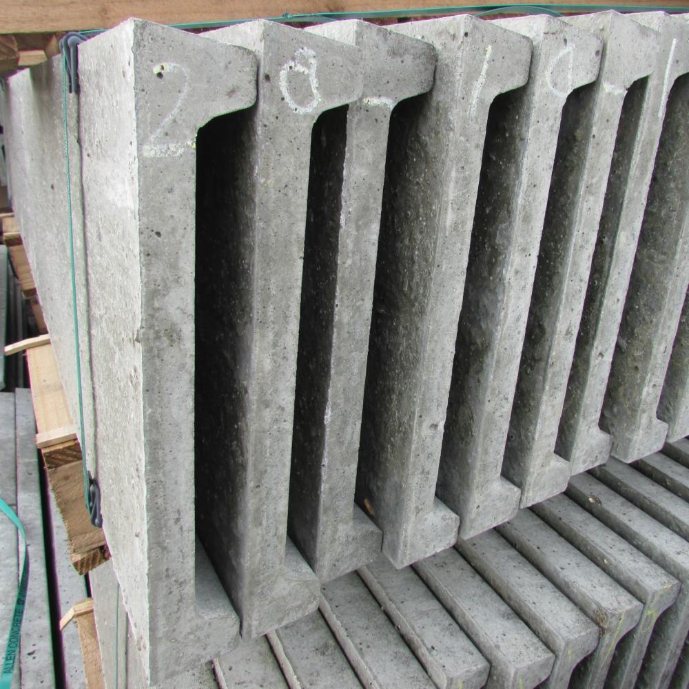 Concrete Fencing Gravel Board Kick Board Free