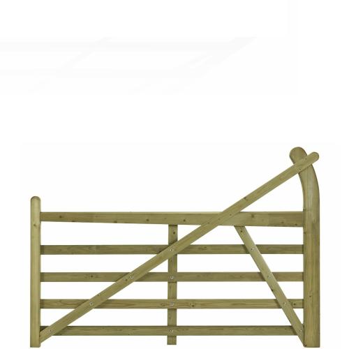 10033660EstateGreen--Wooden-Gate-Horned--12ft-Right-Handed-1.png