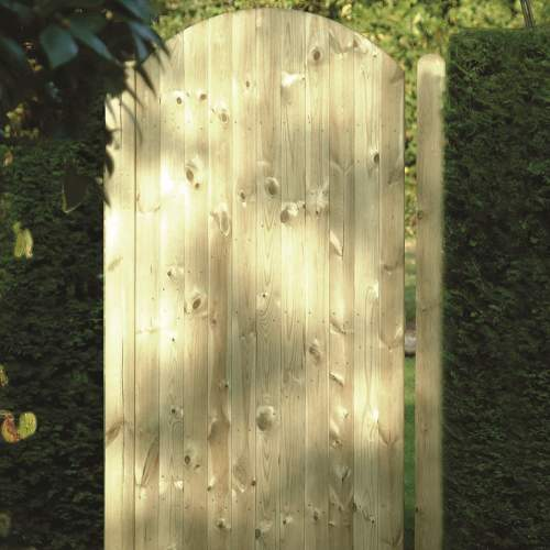 18000900GateT&GCurvedGreen--Curved-Topped-Tongue-&-Grooved-Wooden-Gate--1800x900-Pale-Green-Natural-1.jpg