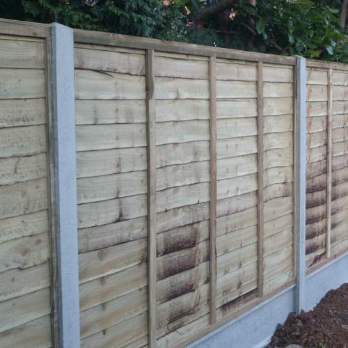 Waney15001830Green--Pressure-Treated-Waney-Lap-Fence-Panel.JPG