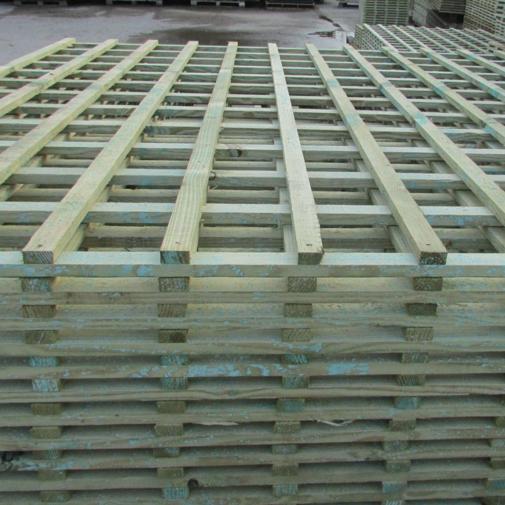 Square Trellis Heavy Duty Lattice