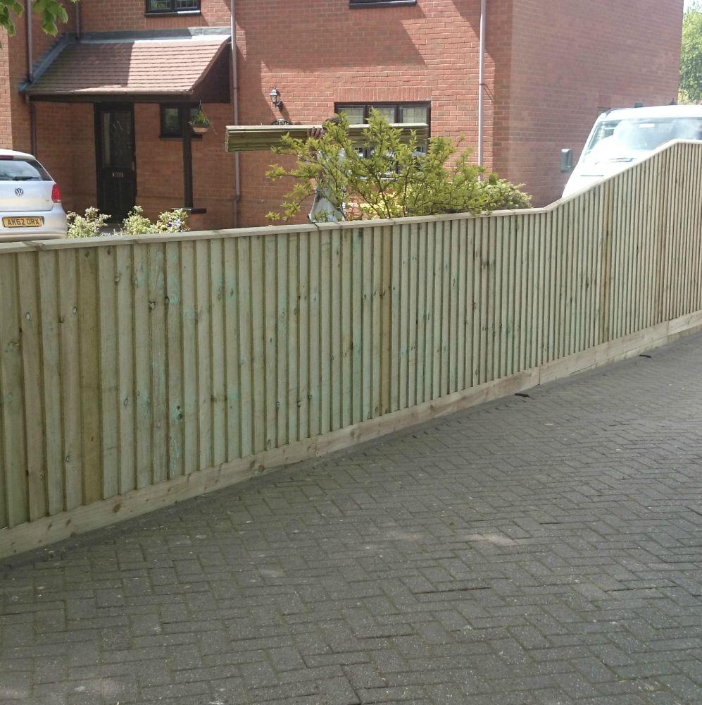 Garden Fence Suppliers Liverpool Garden Ftempo