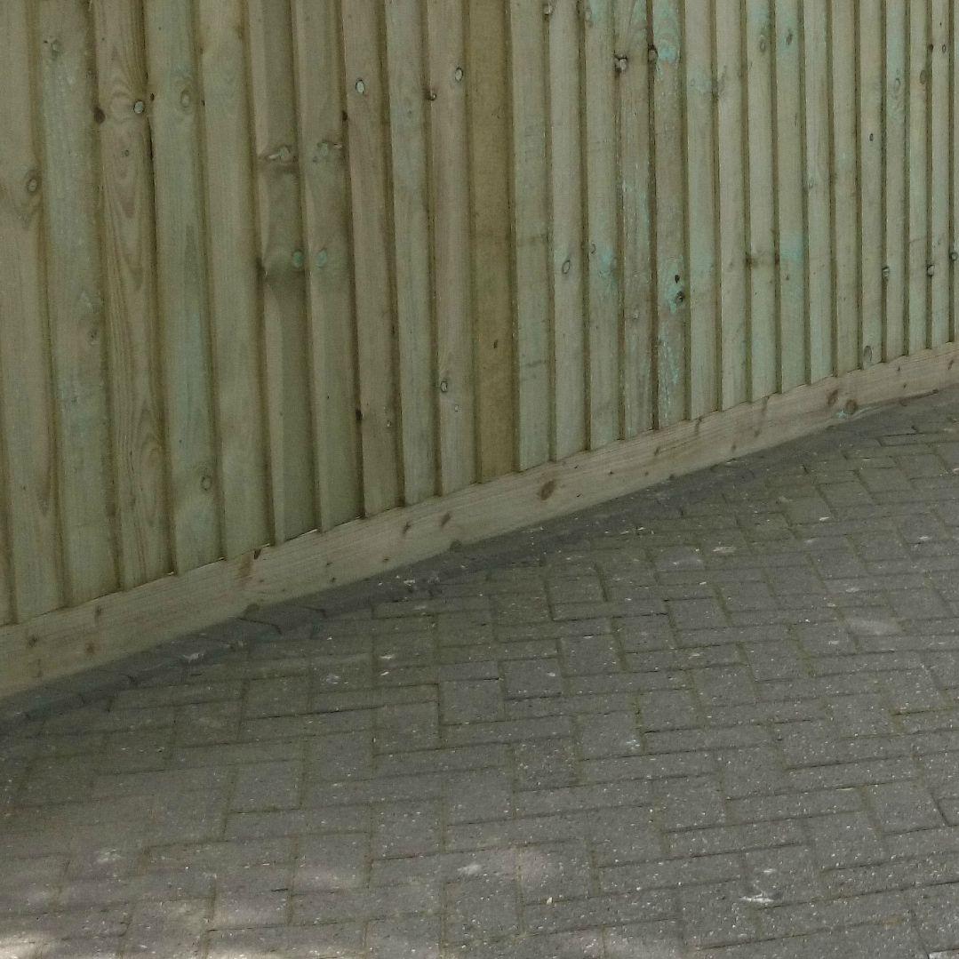square edge fence board 22x100mm pressure treated free. Black Bedroom Furniture Sets. Home Design Ideas
